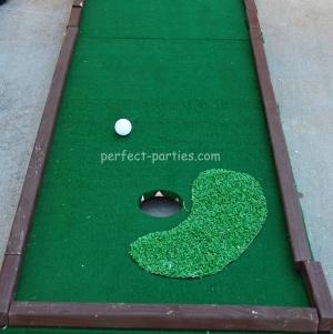 golf putt game