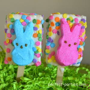 easter peep treat