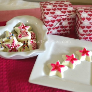 chocolates made with candy molds
