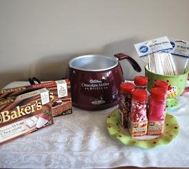 Wilton chocolate melter