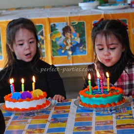 Dora Birthday Party Ideas