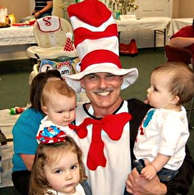 cat in the hat party
