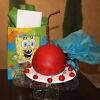 cherry bomb cake