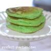 shamrock pancakes