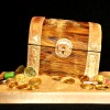 pirate chest cake
