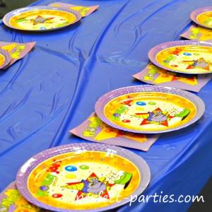 monkey joes plates