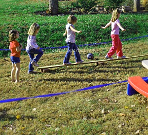 outdoor kid games