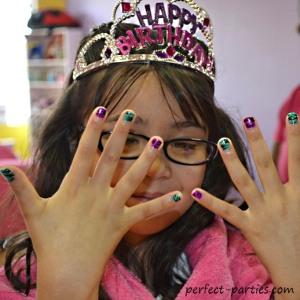 kid manicures