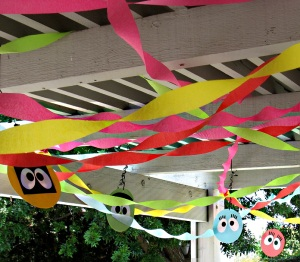yo gabba gabba party decorations