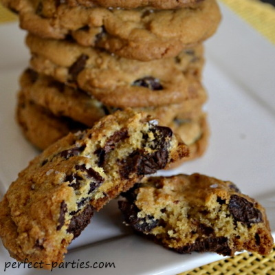 jacque Torres Chocolate Chip Cookie Recipe