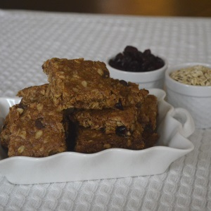 easy granola bar recipe