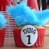 thing 1 cupcake