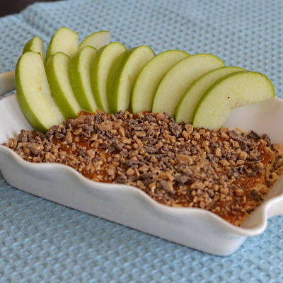 Make this delicious apple dip for kids parties.