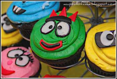 Brobee Cupcake