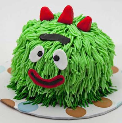 Yo Gabba Gabba Cake 2